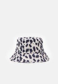 ONLY - ONLPENNY PRINT BUCKET HAT - Čepice - black - 1