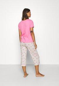 Marks & Spencer London - HEART  - Pijama - pink mix - 2