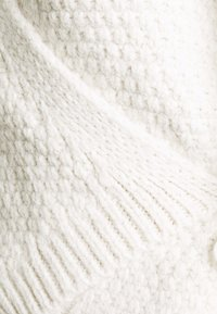 Topshop - PRETTY CHUNKY  - Pullover - ivory - 2