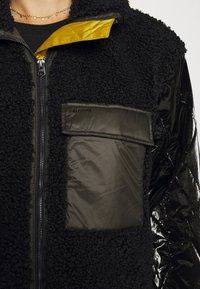 G-Star - QUILTED LINER - Zimní kabát - mazarine blue - 6
