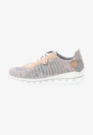 Sneakers laag - blue/rose/altrosa