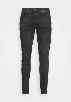 EVOLVE - Slim fit jeans - black