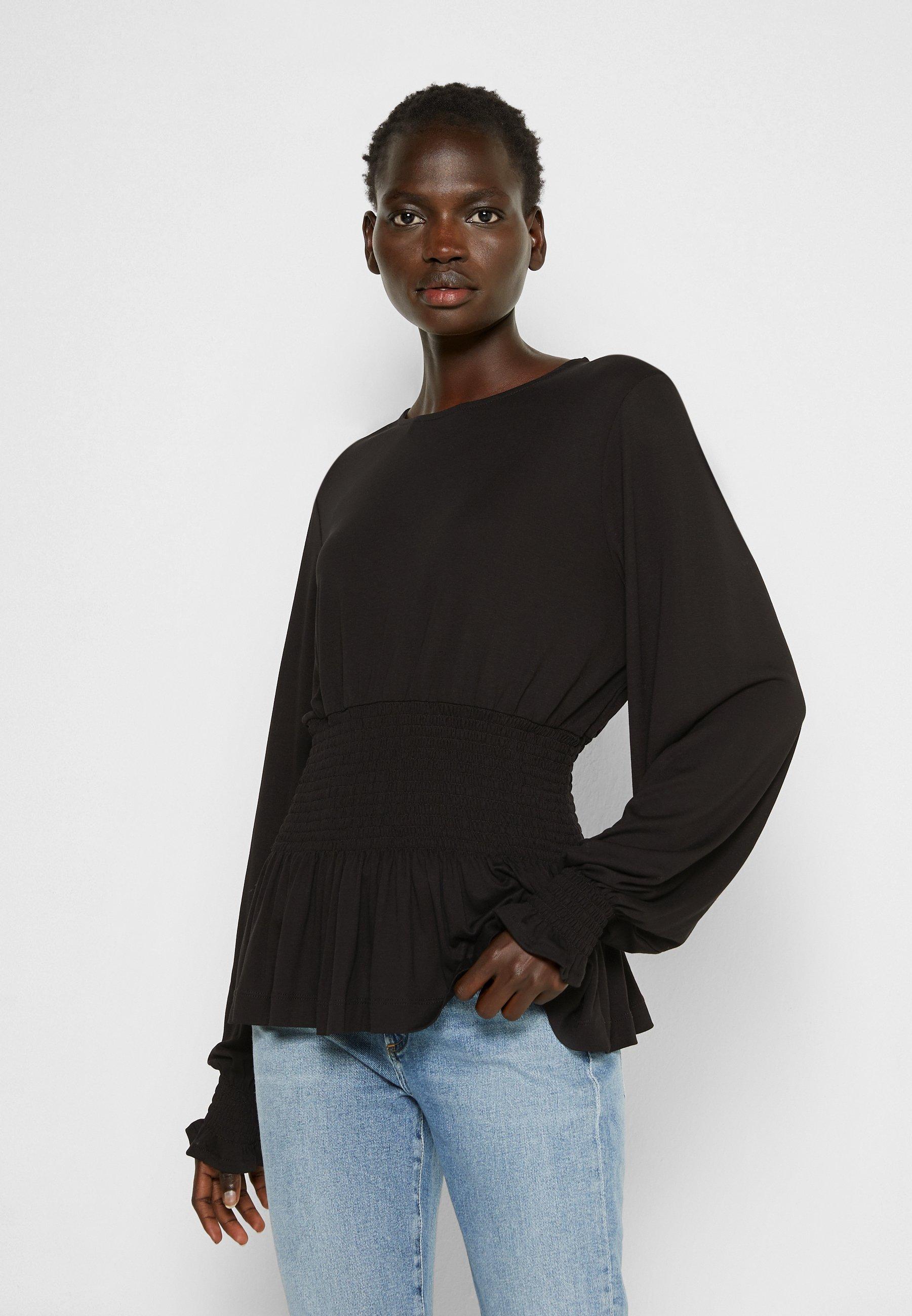Women KATKA ALMINA  - Long sleeved top