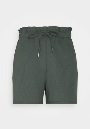 Shorts - dusty pine green
