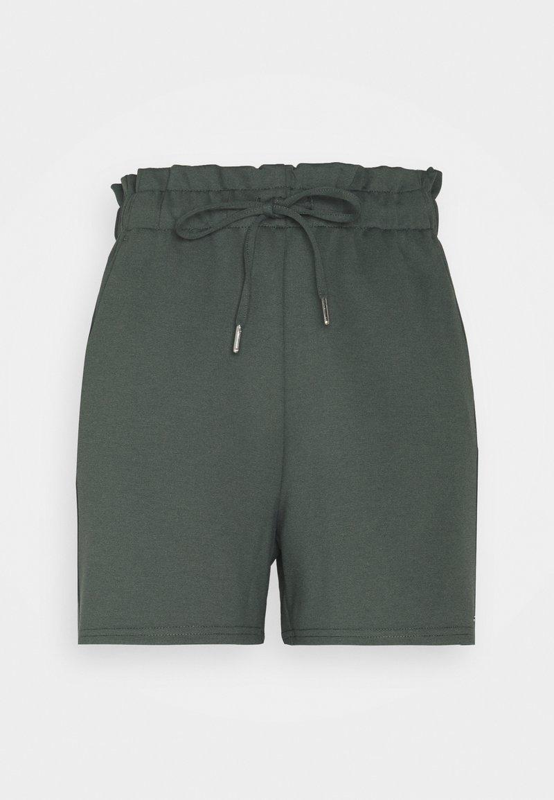TOM TAILOR DENIM - Shorts - dusty pine green