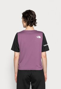 The North Face - T-shirt con stampa - pikes purple/black - 2