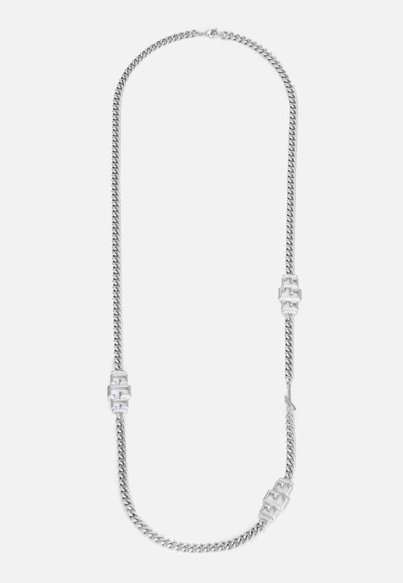 Guess - ICONIC GLAM - Necklace - silver-coloured