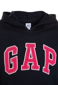 GAP - GIRLS ACTIVE LOGO HOOD - Hoodie - blue galaxy