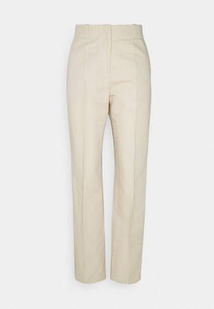 HULANA - Trousers - natural