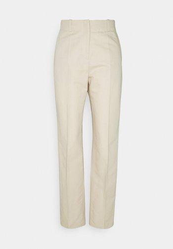 HULANA - Kalhoty - natural