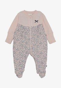 Jacky Baby - SCHLAFANZUG MIT UMSCHLAGHANDSCHUH KOALA BEAR - Pyžamo - rosa - 2