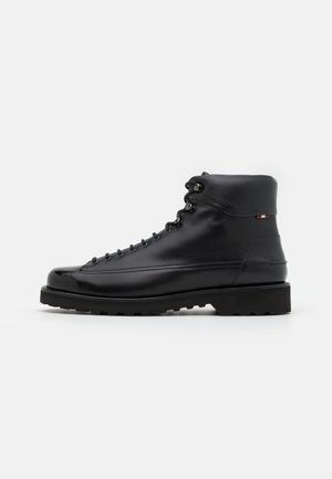 NORKWEL - Lace-up ankle boots - black