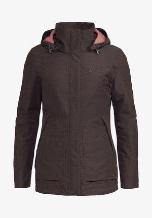 WOMENS LIMFORD JACKET III - Winter jacket - pecan brown