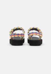 Teva - MIDFORM FRAY - Sandales de randonnée - frazier black/multicolor - 2