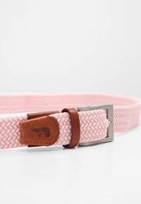 Slopes&Town - CLASSIC - Braided belt - pink - 3