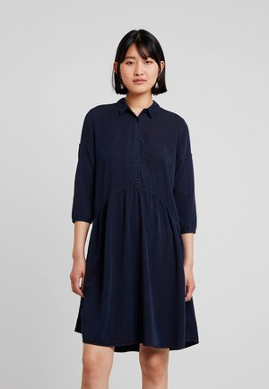 REMEE DRESS - Shirt dress - navy sky