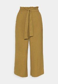 Vila - VIRASHA  - Trousers - butternut - 3
