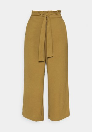 VIRASHA  - Trousers - butternut