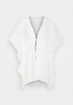 ONLLIRKE BEACH CARDIGAN - Complementos de playa - cloud dancer
