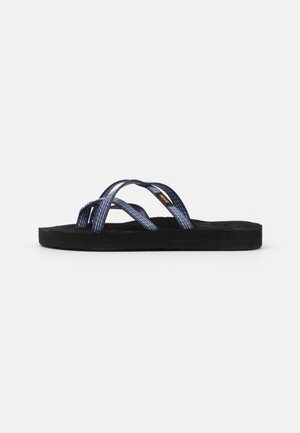 OLOWAHU - T-bar sandals - falls blue indigo