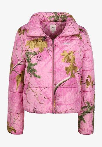 Down jacket - realtree
