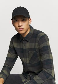 Volcom - CADEN PLAID - Shirt - army green - 3