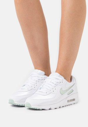 AIR MAX 90 - Sneakers laag - white/pistachio frost