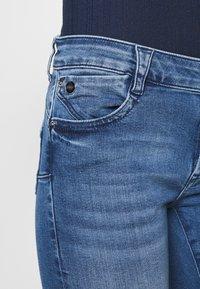 Mavi - LEXY - Skinny džíny - mid brushed glam - 3