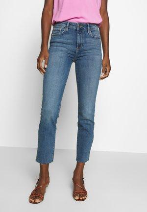 TOM TAILOR KATE SLIM - Slim fit jeans - light stone wash denim