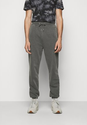 PANTS - Tracksuit bottoms - dark grey