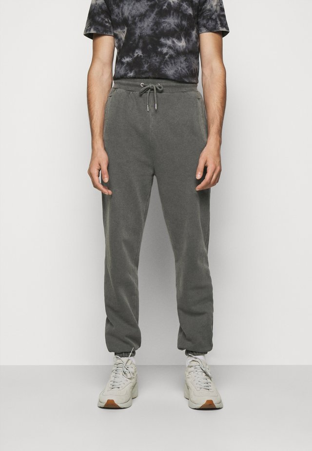 PANTS - Spodnie treningowe - dark grey