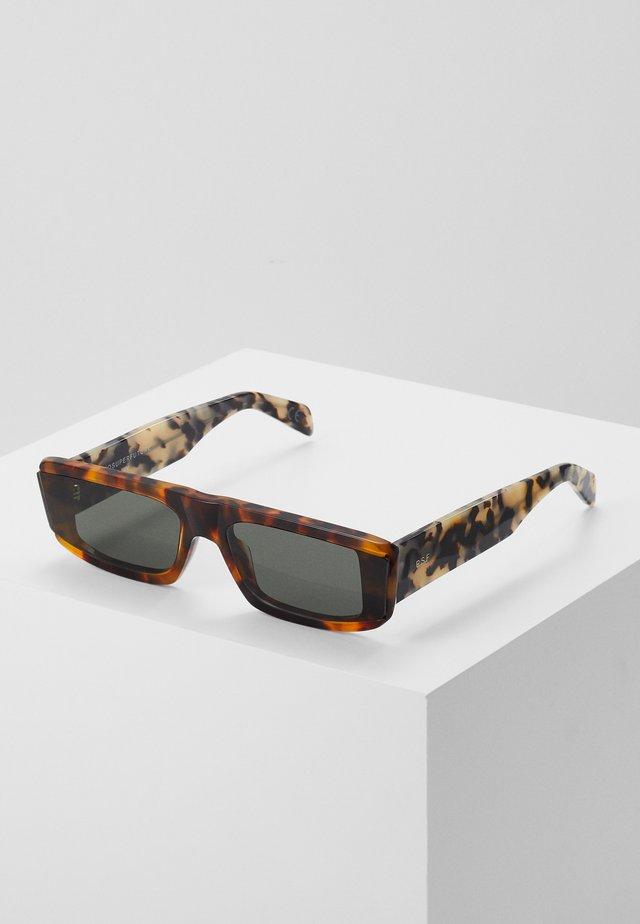 ISSIMO - Okulary przeciwsłoneczne - havana