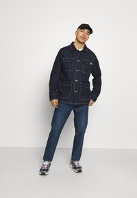 Dickies - MORRISTOWN - Giacca di jeans - rinsed indigo/blue - 1