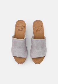 Blowfish Malibu - HAXY4EARTH - Heeled mules - shell - 5