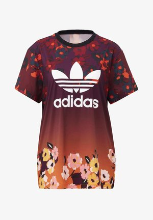 HER STUDIO LONDON LOOSE T-SHIRT - T-shirts med print - multicolour