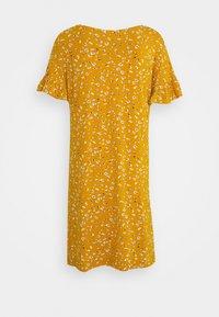 Marks & Spencer London - SLOGAN - Noční košile - ochre - 1