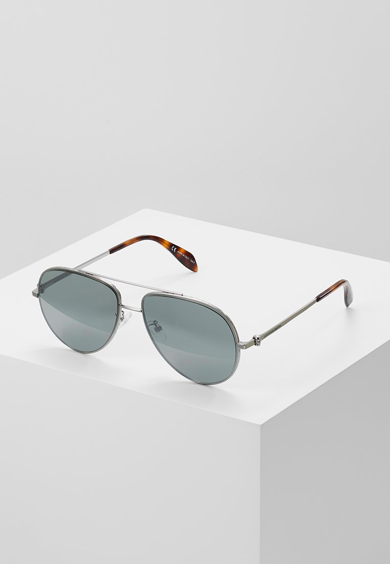 Alexander McQueen - Sunglasses - silver-coloured