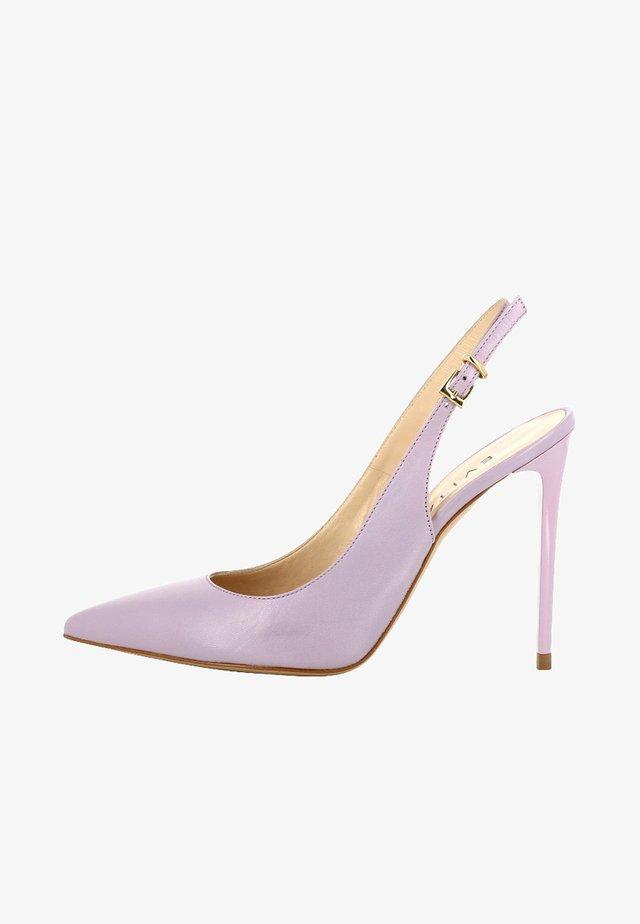 ALINA - Højhælede pumps - lilac