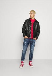Gabba - ALEX - Jeans Tapered Fit - dark blue denim - 1