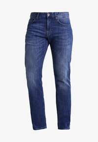 JOOP! - MITCH ONE - Straight leg jeans - medium blue - 5