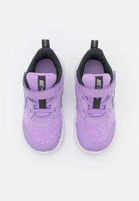 Nike Performance - REVOLUTION 5 UNISEX - Scarpe running neutre - lilac/metallic silver/dark smoke grey/white - 3
