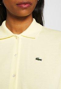 Lacoste - Robe chemise - zabaglione - 3