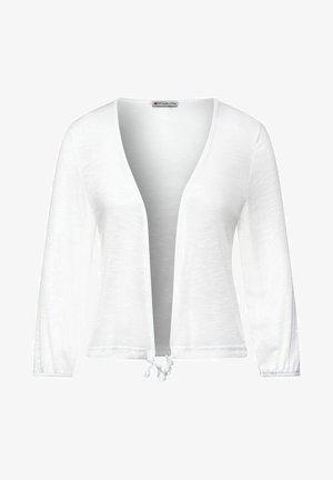 OFFENE - Vest - weiß