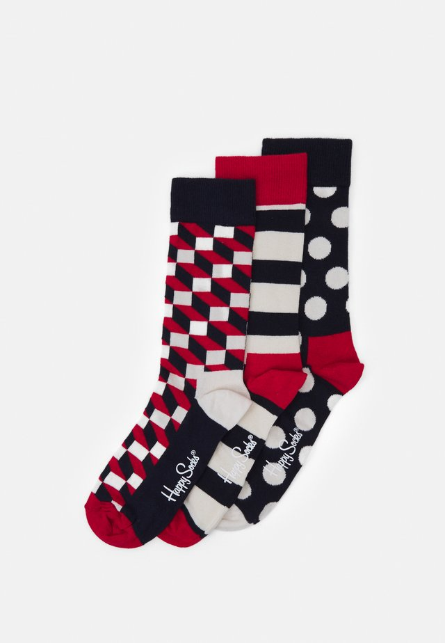 CLASSIC GIFT 3 PACK - Chaussettes - multi-coloured