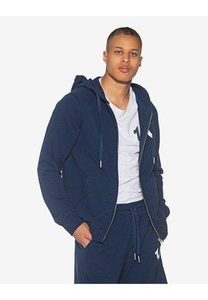 CLASSIC  - Zip-up hoodie - navy