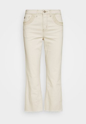 LIVA SHAPE FIT - Jeans slim fit - biscotti