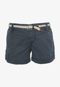 Eight 2 Nine - Shorts - blue - 0