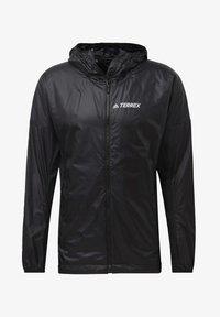 adidas Performance - Sports jacket - black - 9
