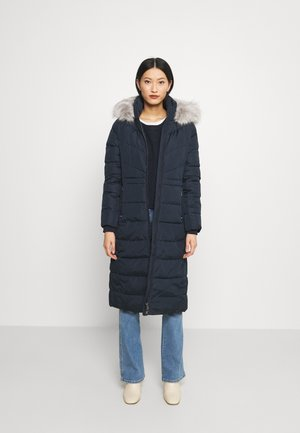 SORONA PADDED MAXI COAT - Winter coat - desert sky