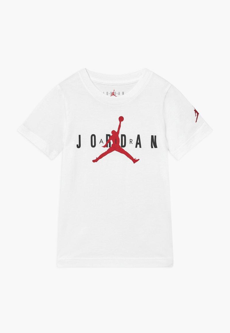 Jordan - BRAND TEE  - T-shirt con stampa - white